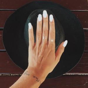 Gold tattoo  tattoo ink Gold hat summer nails fashionhellip