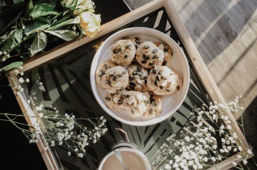 """I """"CHIARINI"""" – Biscotti multicereali senza uova e burro"""