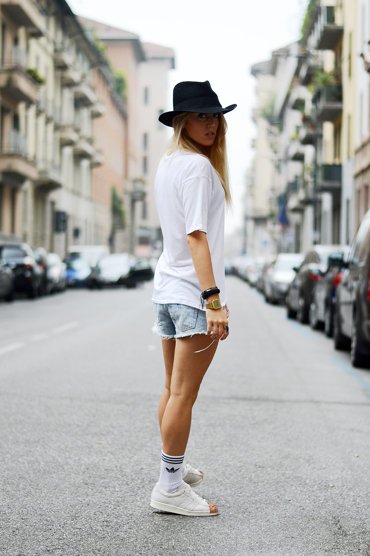 Adidas terry socks - Chiara Losh