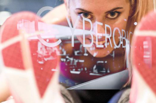 CYBEROBICS – IL FITNESS MULTIMEDIALE CON TRAINER DA TUTTO IL MONDO