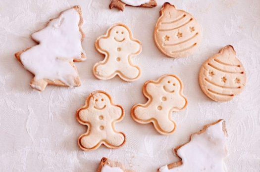 Biscotti di Riso – Panna e Miele