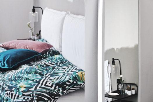 Camera da letto: l' illuminazione di stile che abbiamo scelto