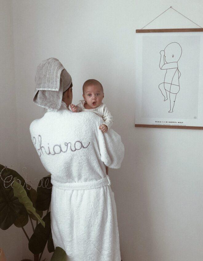 KIDS   The Birth Poster: un regalo speciale per le neo mamme